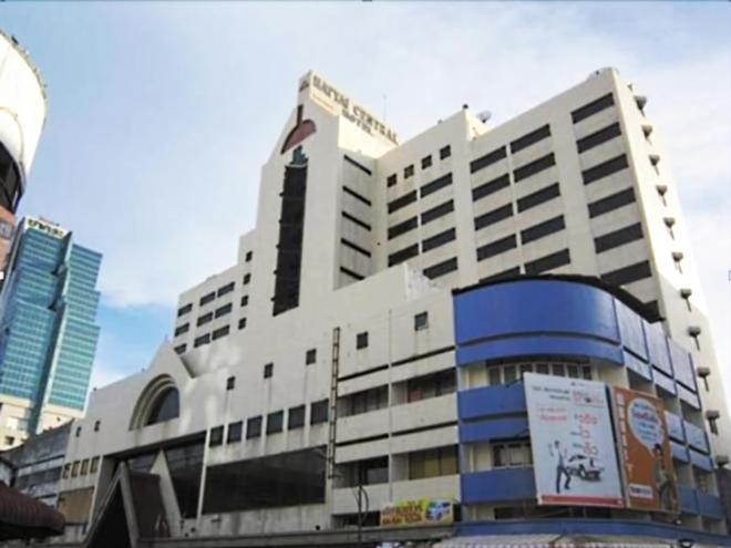 Hatyai Central Hotel - Hat Yai - Κτίριο