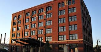 The Iron Horse Hotel - Milwaukee - Rakennus