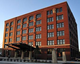 The Iron Horse Hotel - Milwaukee - Edificio