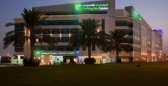 Holiday Inn Express Dubai Airport - Dubai - Building