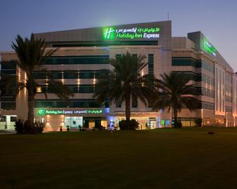 Holiday Inn Express Dubai Airport - Dubai - Building