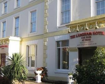 The Langham Hotel - Northampton - Building