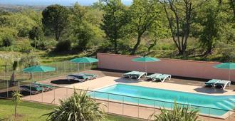 Mas Lamon - Chambres d'hôtes - Perpignan - Pool