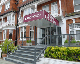 Langfords Hotel - Hove - Building