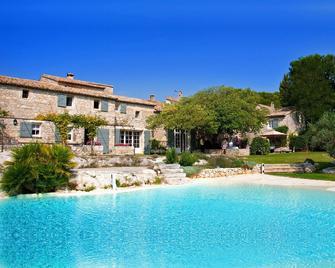 Le Mas De La Rose - Cavaillon - Pool