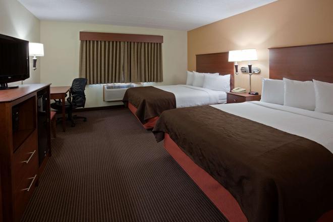 比斯麥阿美瑞辛旅館及套房 - 俾斯麥 - 俾斯麥 - 臥室