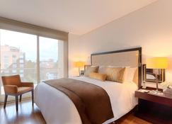 93 Luxury Suites and Residences - Bogotá - Quarto