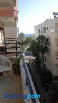 Musti Apart Hotel - Alanya - Balcony