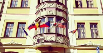 Hotel Derby - Karlsbad - Gebouw