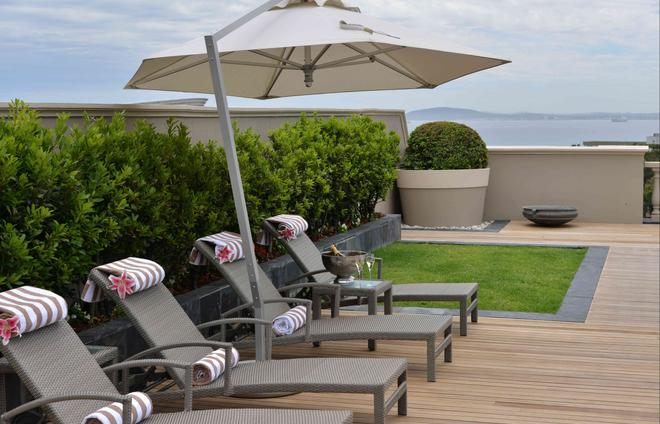 Cape Royale Luxury Suites - Κέιπ Τάουν - Βεράντα