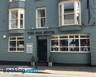 The Pier Hotel - Aberystwyth - Gebouw