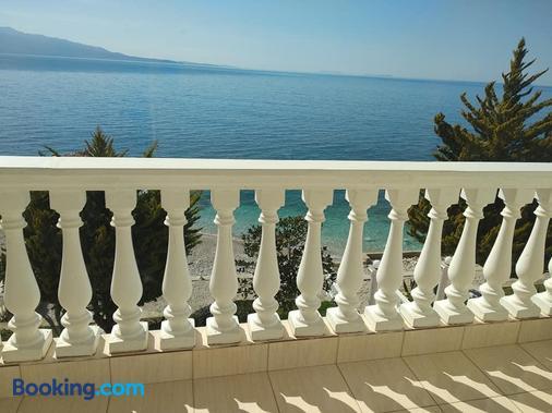 Hotel Visad - Sarandë - Balcony