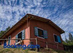 Pousada Vale Das Araucárias - Santo Antônio do Pinhal - Edifício
