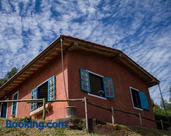 Pousada Vale Das Araucárias - Santo Antônio do Pinhal - Edificio