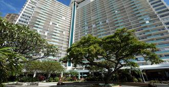 Ilikai Hotel & Luxury Suites - Honolulu - Toà nhà