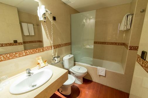 蘇諾德阿斯頓酒店 - 巴塞隆拿 - 巴塞隆納 - 浴室