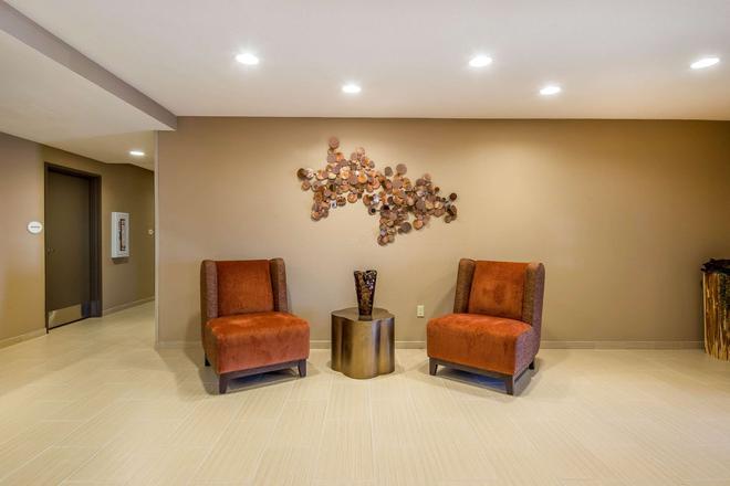 市郊長住酒店 - 米德蘭 - 米德蘭(德克薩斯州) - 大廳
