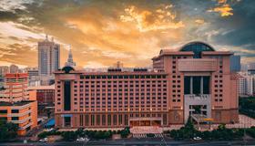 Guanganmen Grand Metropark Hotel Beijing - Пекин - Здание