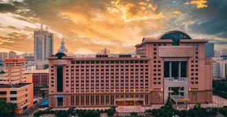 北京港中旅維景國際大酒店 - 北京 - 建築