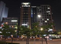 The Koryo Hotel - Bucheon - Edificio