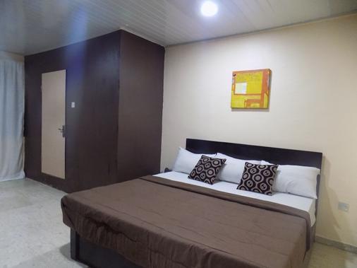 Posh Apartments - Lagos - Schlafzimmer