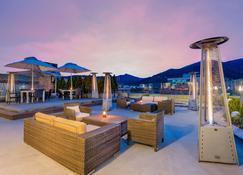 Casa Dann Carlton Hotel & Spa - Bogotá - Innenhof