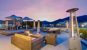 Casa Dann Carlton Hotel & Spa - Bogotá - Patio