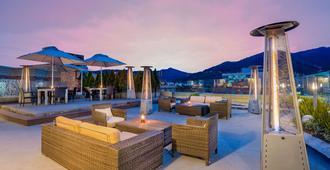 Casa Dann Carlton Hotel & Spa - Bogota - Veranda