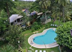 Kokosnuss Garden Resort - Coron - Pool
