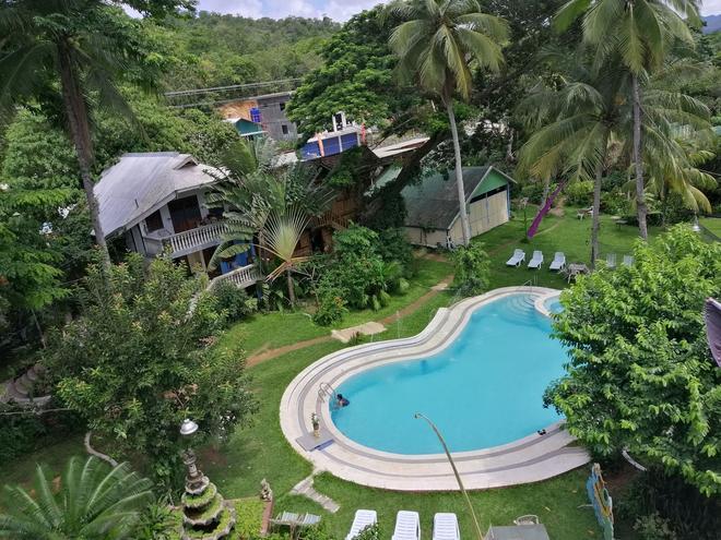 可可努斯花園度假酒店 - 科龍 - 科隆 - 游泳池