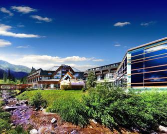 Hotel Grand Jasna - Деменівська Долина - Будівля