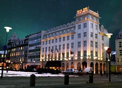 Hotel Borg By Keahotels - Reykjavik - Building