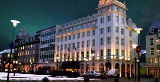 هوتل بورغ باي كيهوتالز - ريكيافيك - مبنى