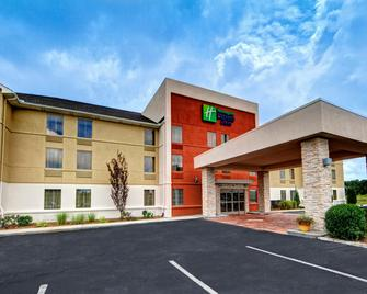 Holiday Inn Express & Suites Crossville - Crossville - Gebäude