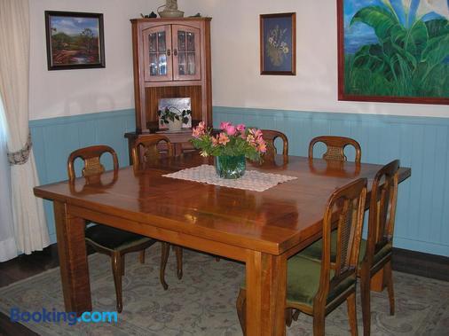 Tradicion Austral Bed & Breakfast - Puerto Varas - Phòng ăn