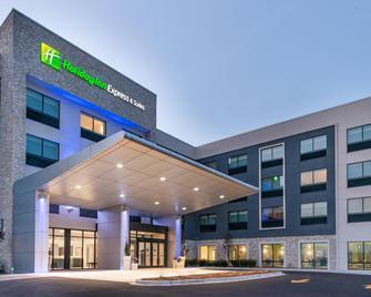 Holiday Inn Express & Suites Romeoville - Joliet North - Romeoville - Gebäude