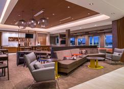 SpringHill Suites by Marriott Greensboro Airport - Greensboro - Lounge