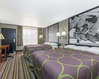 朗維爾品質酒店 - 朗維尤 - 朗維尤 - 臥室