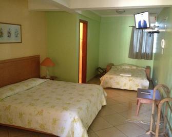 Pousada Alemã - Santo Antônio do Pinhal - Bedroom