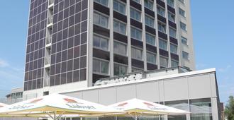 Hotelsportforum - Rostock - Gebäude