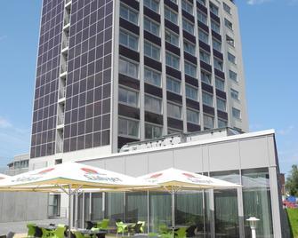 Hotelsportforum - Rostock - Edificio