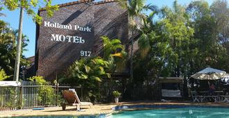 Holland Park Motel - Brisbane - Piscina