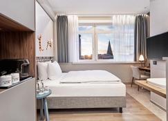 H+ Hotel Bremen - Bremen - Bedroom