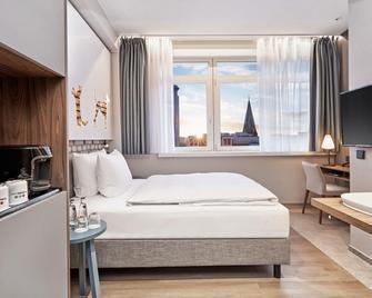 H+ Hotel Bremen - Бремен - Bedroom