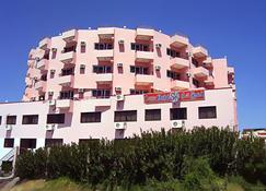 Hotel Sara - Assuan - Rakennus