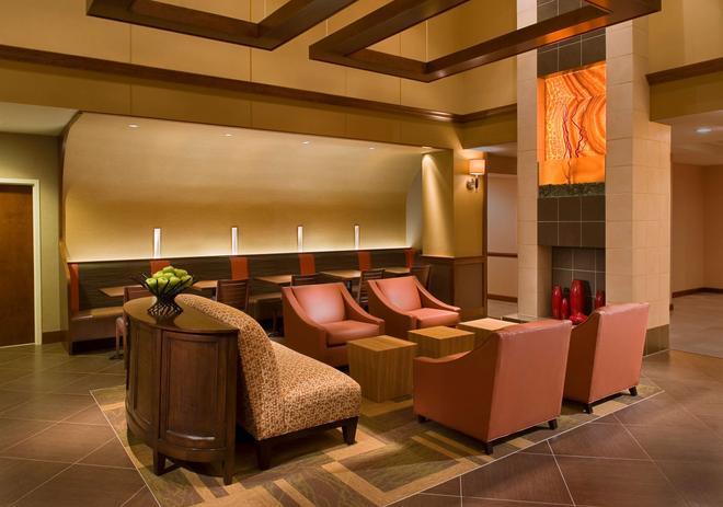 Hyatt Place Salt Lake City/Downtown/Gateway - Salt Lake City - Sala de estar