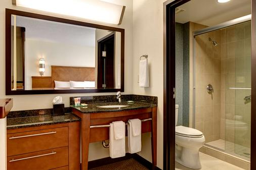 Hyatt Place Salt Lake City/Downtown/Gateway - Salt Lake City - Bathroom