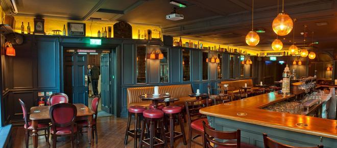 基爾代爾街酒店 - 都柏林 - 都柏林 - 餐廳