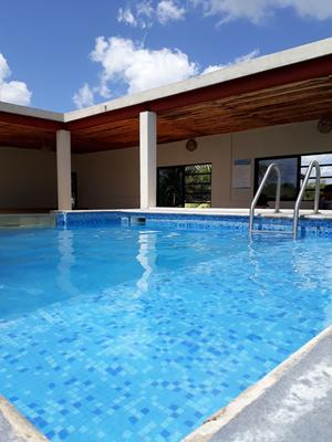 Hotel Tuparenda - Bacalar - Pool