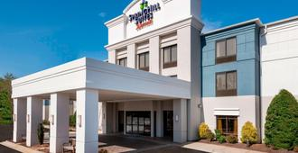 SpringHill Suites by Marriott Asheville - Asheville - Toà nhà